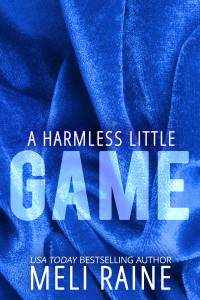 Book Cover: A Harmless Little Game (Book 1) - FREE EBOOK