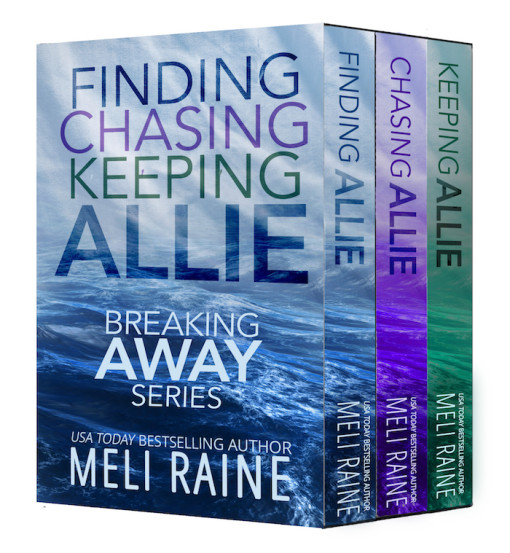 Book Cover: Breaking Away Boxed Set
