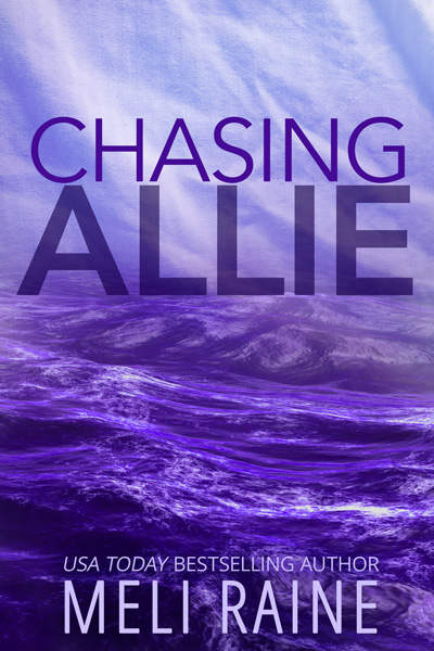 Book Cover: Chasing Allie (Book 2)
