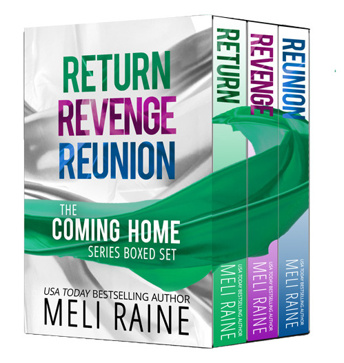 Book Cover: Coming Home Boxed Set