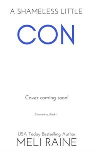Book Cover: A Shameless Little Con
